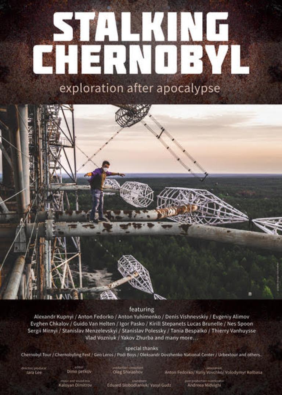 Stalking chernobyl poster1